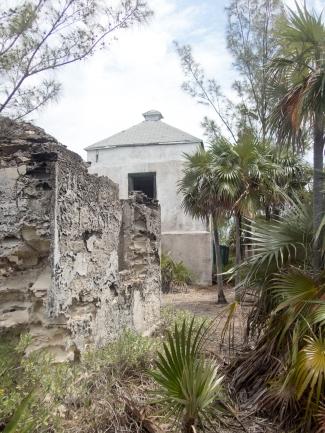 The long abandoned lighthouse
